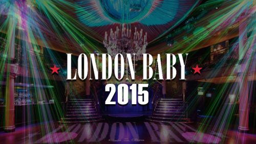 The London, Baby Party is back!