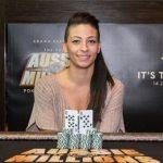 Angelina Rich Wins The Aussie Millions Terminator Event