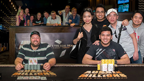 Aussie Millions Round Up - Titles for Soyza and Kemp