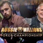 Aussie Millions Update: Davor Derek is Mixed-Maxed and Ole Schemion Leads $100k Final Table