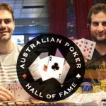 Australian Poker Hall of Fame: Van Marcus Inducted and James Obst Handed Recognition Award