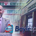 Boylesports expands Irish retail network