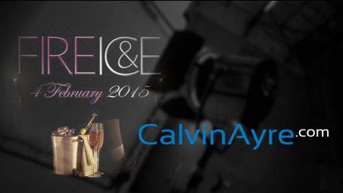Calvinayre.com as media partner for Fire and Ice 2015