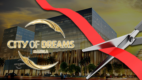 City of Dreams all set for grand opening