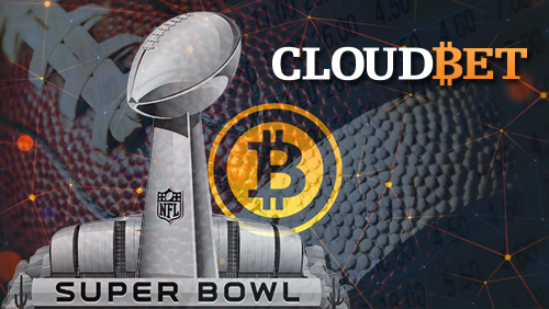 Cloudbet makes betting on Super Bowl odds with bitcoins possible