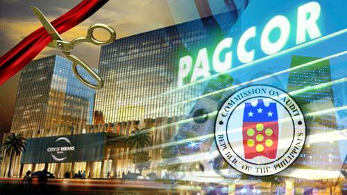 COA slams PAGCOR for failed investments; City of Dreams Manila grand opening on February 2?