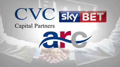 CVC Capital to fund Sky Bet acquisition with £390m in loans; Arena Racing promotes Kieran Gallagher to Director of Doncaster Racecourse