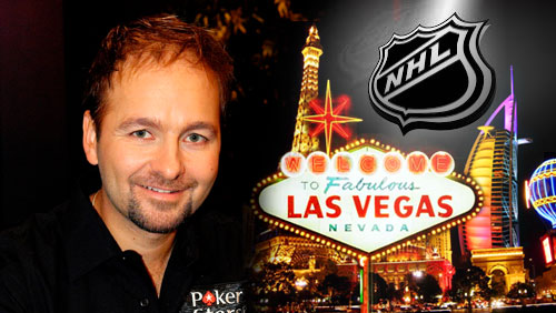 Daniel Negreanu supports ticket drive to bring NHL team to Las Vegas