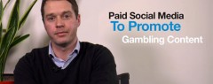 Social Media Tip of the Week: Paid Social Media to Promote Gambling Content