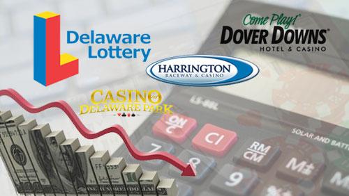 Delaware Online Poker Revenue Down 77% Year-on-Year