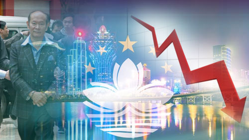 Investors estimate Macau gaming revenue to drop 16.5% in Jan; Alan Ho stays in prison until trial