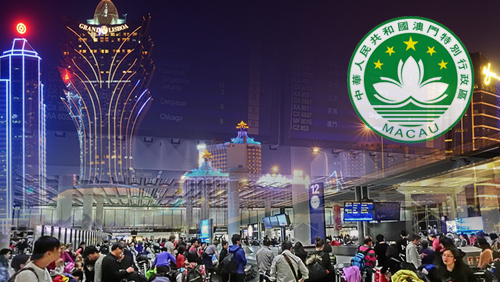Macau visitor arrivals increased to 7.5%