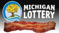 "Michigan Lottery online sales ""going well;"" New Hampshire bacon-scented scratchers"