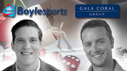 Boylesports hires Neill Garfield as new CMO; Gala Coral names Robert Fell as head of web and mobile