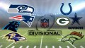 NFL Divisional Round Opening Lines