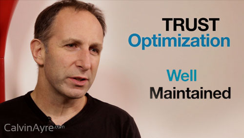 SEO Tip of the Week: Onsite Trust Optimisation - Making Sure Your Site is Well Maintained