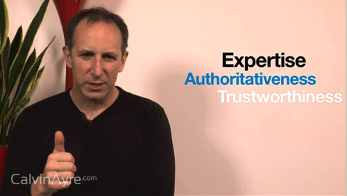 SEO Tip of the Week: Onsite Trust Optimisation - Expertise, Authoritativeness, or Trustworthiness
