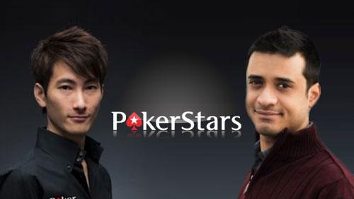 PokerStars Sign Kosei Ichinose and Aditya Agarwal