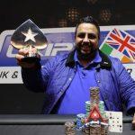 Rapinder Cheema Wins UKIPT5 in London