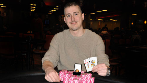Ray Henson Tops Largest Field in WSOPC History