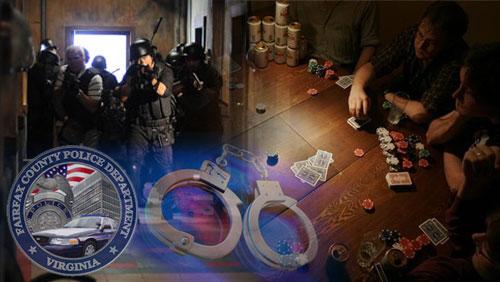 SWAT Team Raids Poker Game in Great Falls