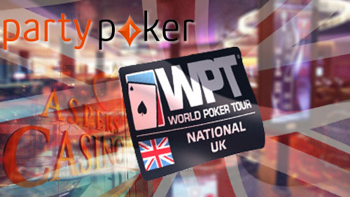 The World Poker Tour National Tour Returns to the UK