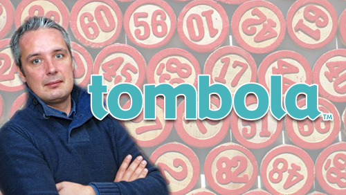 Tombola International PLC unveils new MD
