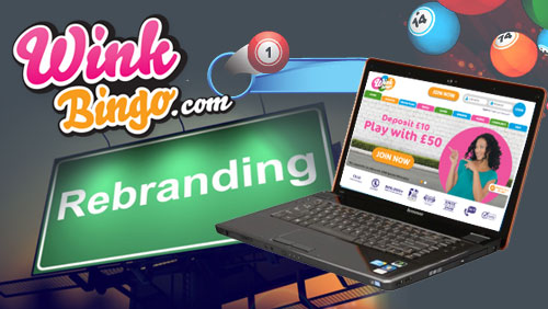 Wink Bingo - The Art of Rebranding