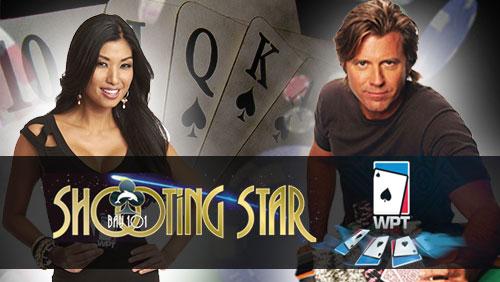WPT Shooting Stars Announced; Van Patten Poker Nightmare and Ivy Teves FHM January Girl