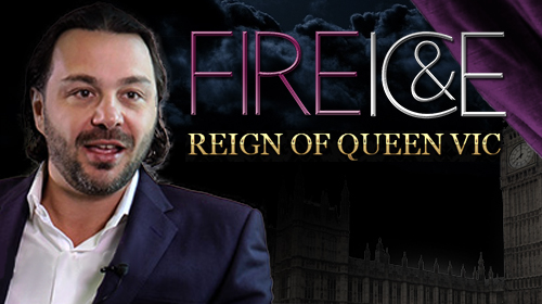 Director's Note Michael Caselli on Fire & Ice—The Reign of Queen Vic