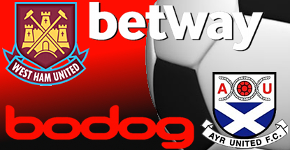 betway-bodog-footabll-sponsorship-west-ham-ayr-united