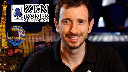 Brian Rast Launches Zen Poker Mentoring