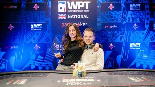 Chris Gordon Wins WPT National London
