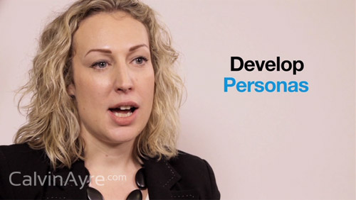 Content Marketing Tip of the Week: Develop Personas