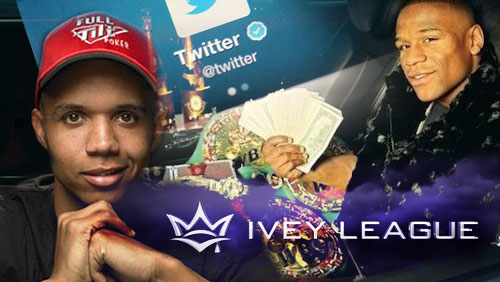 Floyd Mayweather Sending Out Some Phil Ivey Love