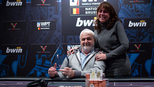 Heinrich Pauker Wins the WPT National Event in Brussels
