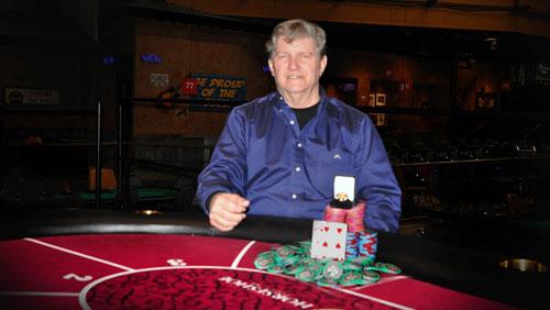 """""""Here's Johnny!"""" 67-Retiree Wins the WSOPC Tunica Main Event"""