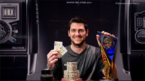 Josip Simunic Wins the €10,300 EPT Deauville High Roller