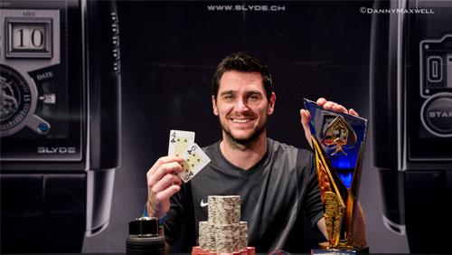 Josip Simunic Wins the €10,300 EPT Deauville High Roller