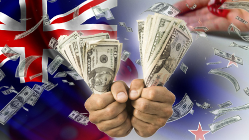 Kiwis spent $2.1 billion in gambling in 2014