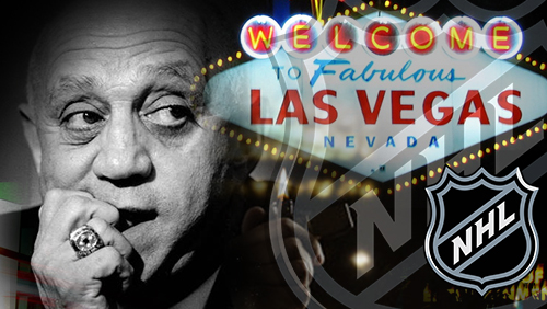 Las Vegas' NHL ticket drive gaining traction; casinos to pay tribute to Jerry Tarkanian