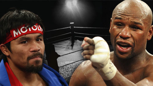 Mayweather-Pacquiao not set yet; PacMan getting heavy action