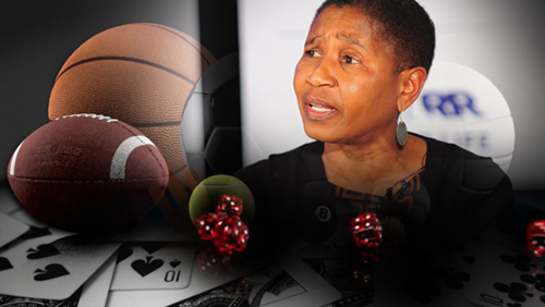 NBPA exec Michele Roberts wants sports gambling discussion