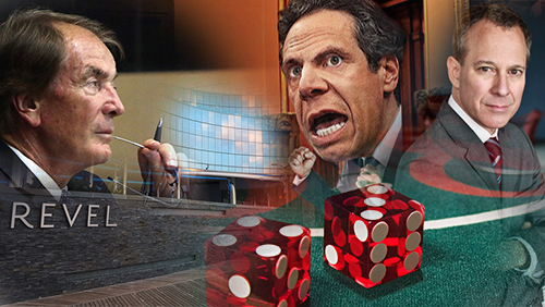 New York Attorney General opens investigation on casino bidding process; Straub (finally) buys Revel at lower price
