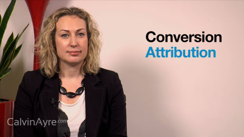 Content Marketing Tip of the Week: Conversion Attribution