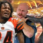 "One year after Ray Rice casino scandal, Adam ""Pacman"" Jones gets escorted out of casino"