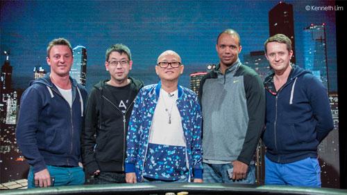 Richard Yong Wins the Aussie Millions $100k Challenge