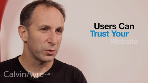 SEO Tip of the Week: Onsite Trust Optimisation: About us, contact page information