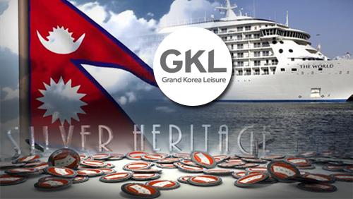 Silver Heritage begins operation of Nepal casino; Grand Korea Leisure eyes casinos in cruise ships
