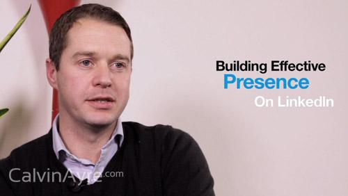 Social Media Tip of the Week: Building LinkedIn presence